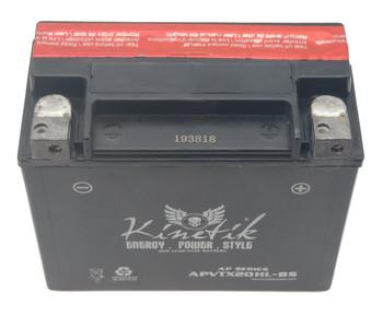 APVTX20HL-BS Kinetik VTwin Heavy Duty Battery Top  | Battery Specialist Canada