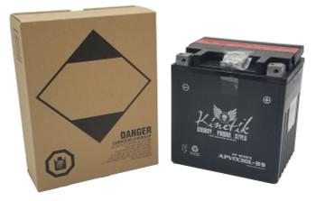 APVIX30L-BS Kinetik VTwin Heavy Duty Battery | Battery Specialist Canada