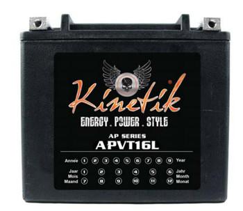 APVT16L Kinetik VTwin Heavy Duty Battery  | Battery Specialist Canada