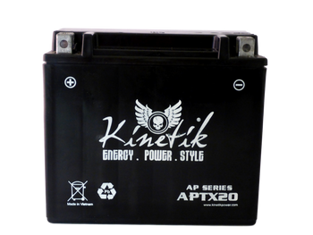 YTX20 Power Sport Sealed AGM - 12 Volts 18 Amp Hrs | Battery Specialist Canada