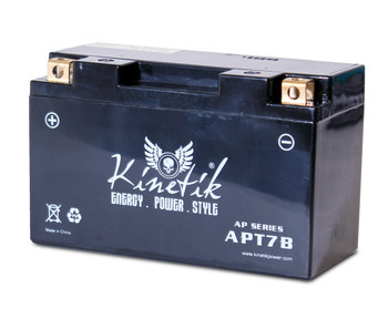 Power Sport Sealed AGM - YT7B-BS - 12-Volts 6-Amp Hrs | Battery Specialist Canada