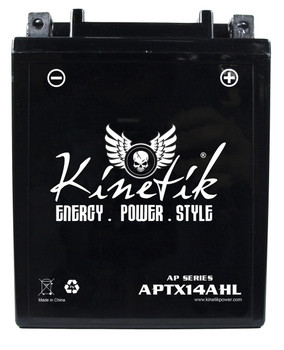 Power Sport Sealed AGM - YTX14AHL-BS - 12-Volts 12-Amp Hrs   Battery Specialist Canada