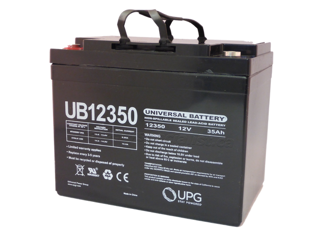 12V 35Ah - UB12350 - D5722 | Battery Specialist Canada