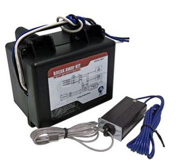 Trailer Breakaway Kit With Charger - Switch | Battery Specialist Canada