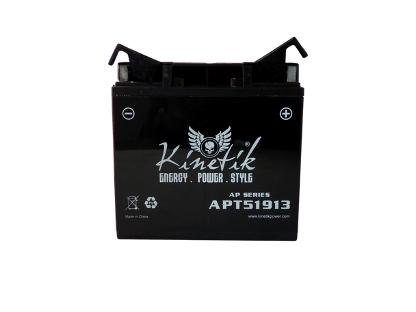 Power Sport Sealed AGM - YB19BL-BS - 12-Volts 18-Amp Hrs | Battery Specialist Canada