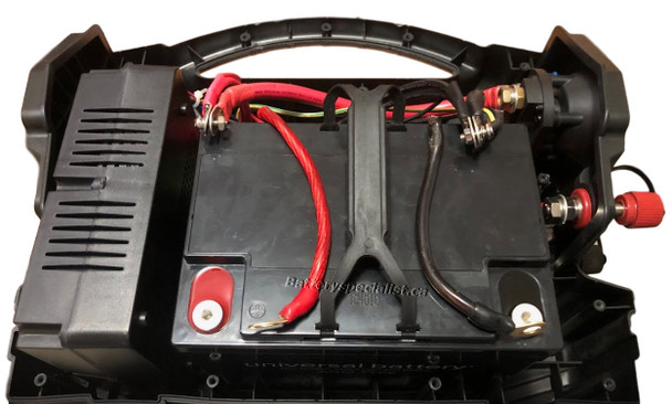 Motomaster Power Box 700W Replacement Battery - Inside   Battery Specialist Canada
