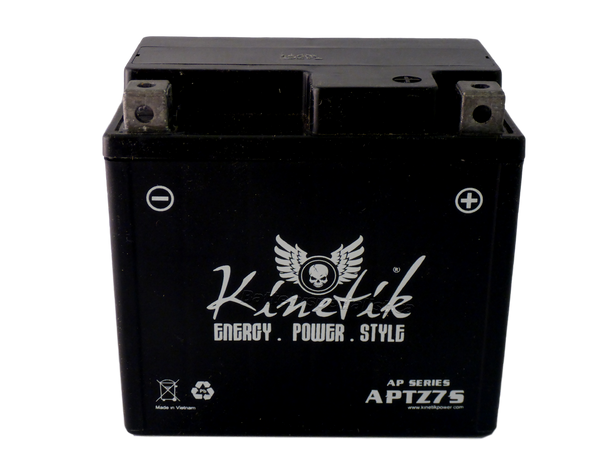 APTZ7S - Ready to Ride & Charged Power Sport Battery  - 12 Volts 6 Amp Hrs - 42010 | Battery Specialist Canada