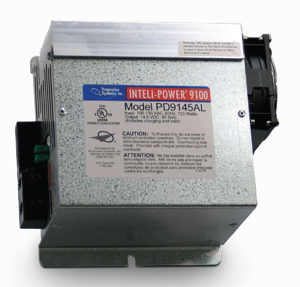 PD9145AL – 45 Amp Lithium Ion Inteli-Power Battery Converter - Charger | Battery Specialist Canada