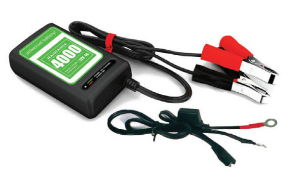 2V 4A LiFePO4 Lithium Smart Charger Maintainer | batteryspecialist.ca