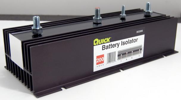 Isolator 200 Amp - Schottkey - 2 Batteries | Battery Specialist Canada