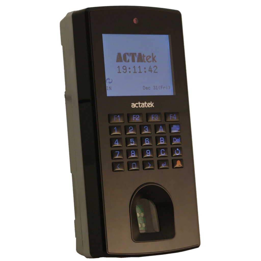 ACTAtek 3rd Generation Fingerprint, Card, and Fob Access Control Unit