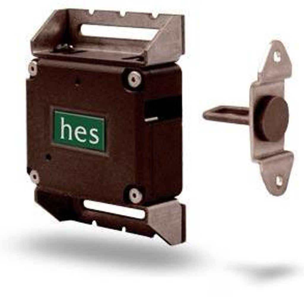 HES 660 Drawer and Cabinet Locking Device