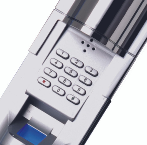 1TouchXL Biometric Door Lock with Pin Code Access