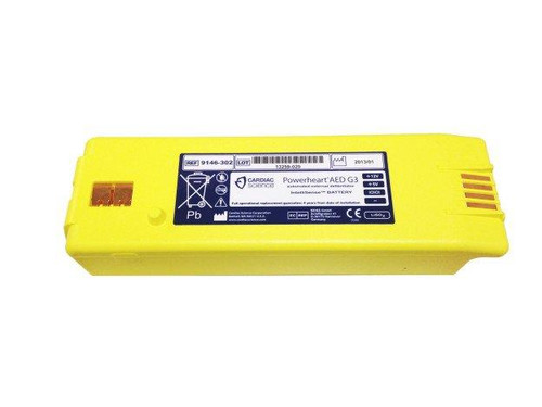Intellisense® Battery for Powerheart® G3 AED