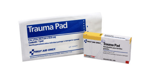 "Trauma Pad, 5""x9"" - 1 per box"