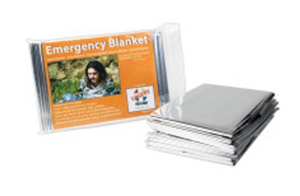 Solar Emergency Blanket 84 x 52