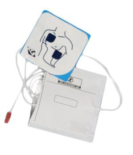 Powerheart G3 AED adult training pads (one pair)