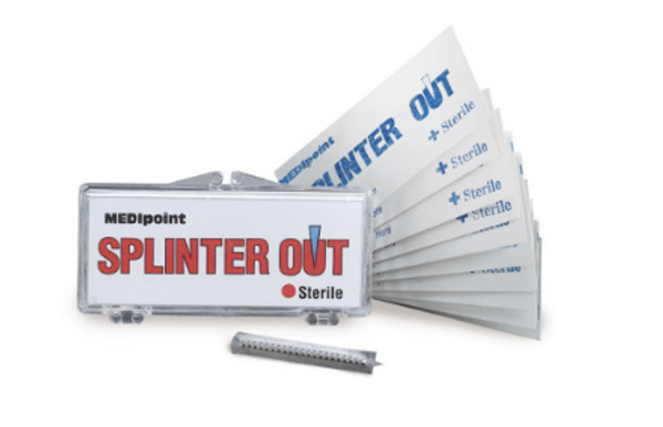 Splinter-Out, 10-Case