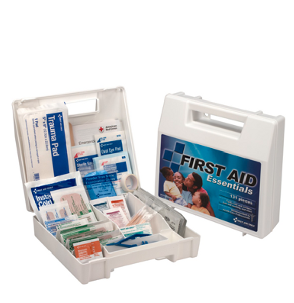 All Purpose First Aid Kit, 131 pc - Large