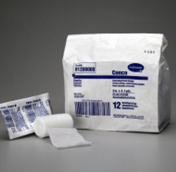 "Conforming Gauze Roll Bandage, Sterile 2"" x 4.1yd - 12 per bag"