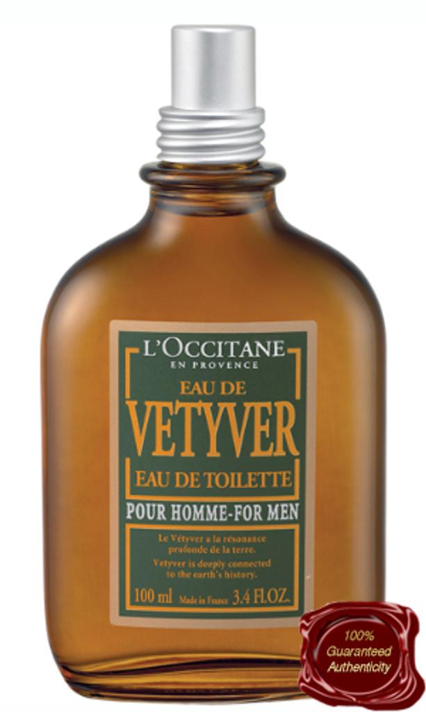L'Occitane | Vetyver Eau de Toilette