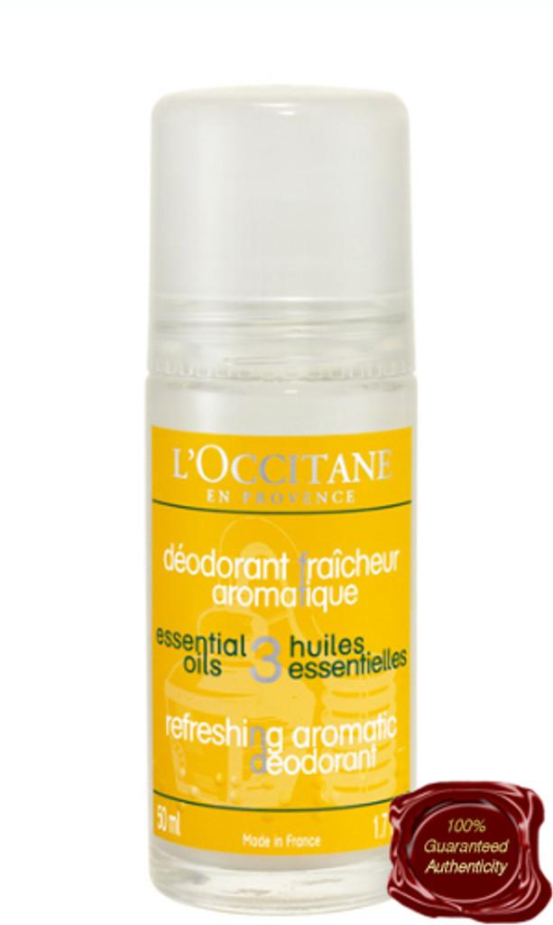 L'Occitane | Aromachologie Refreshing Aromatic Deodorant