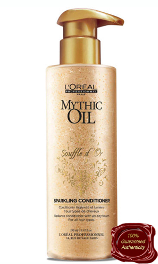 Loreal Professionnel | Mythic Oil | Souffle d'Or Sparkling Shampoo