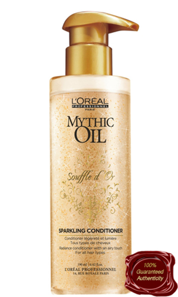 Loreal Professionnel | Mythic Oil | Souffle d'Or Sparkling Conditioner