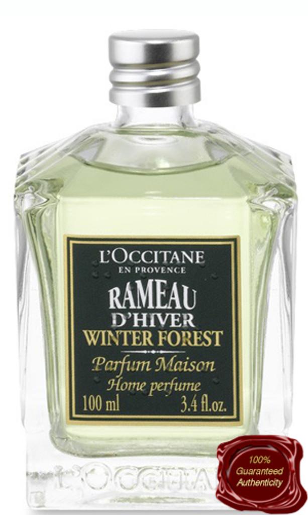 L'Occitane   Winter Forest Home Perfume