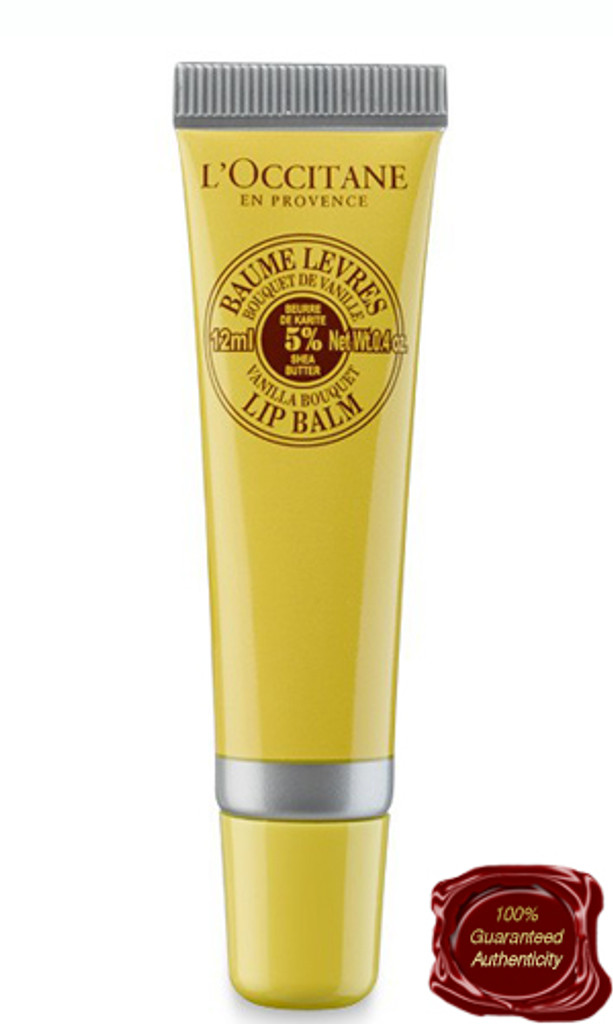 L'Occitane | Shea Butter Vanilla Bouquet Lip Balm