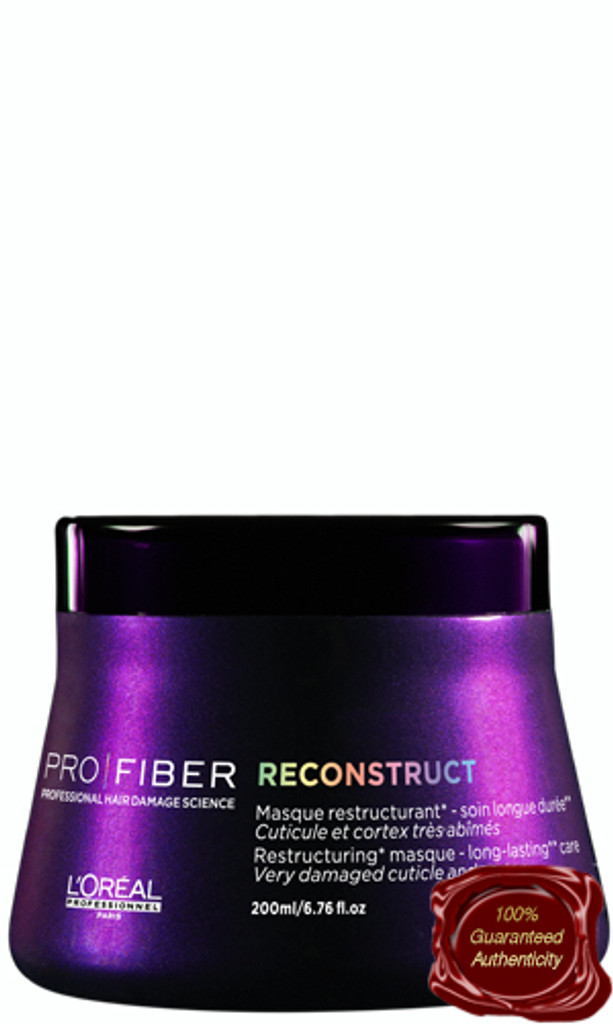 Loreal Professionnel | Pro Fiber | Reconstruct Masque