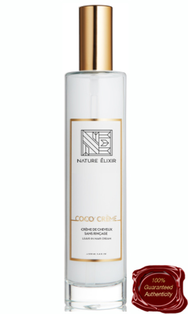 Nature Elixir | COCO CRÈME | Leave In Conditioner