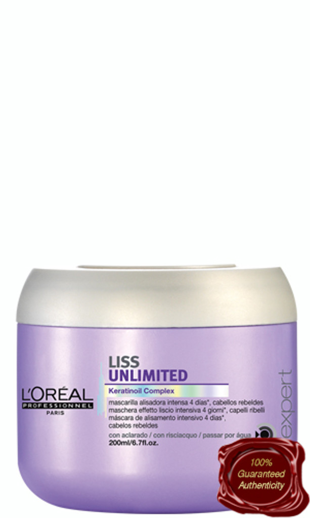 Loreal Professionnel | Liss Unlimited Masque