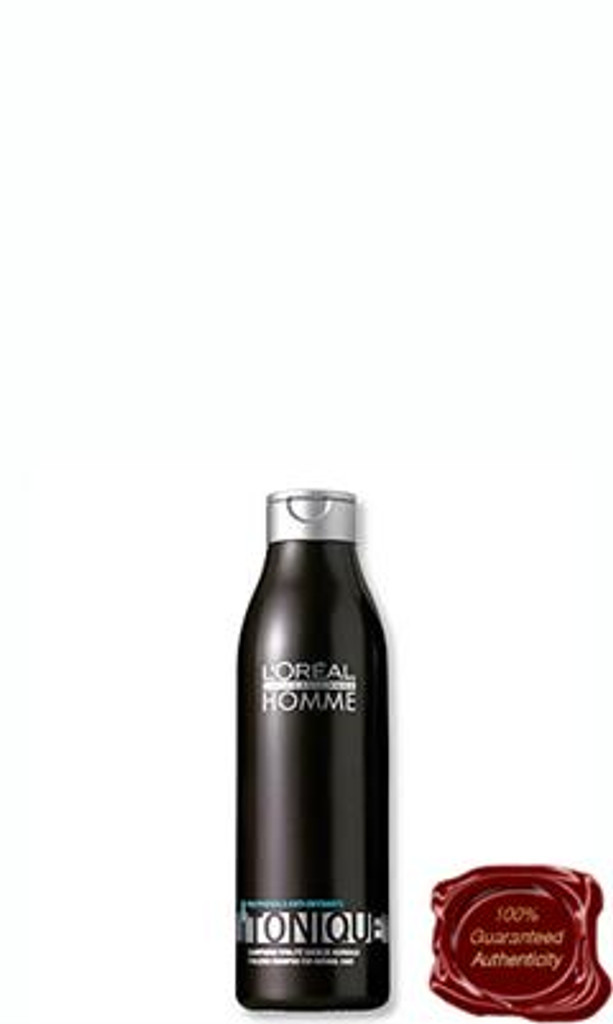 Loreal Professionnel | Homme | Tonique Revitalizing Shampoo