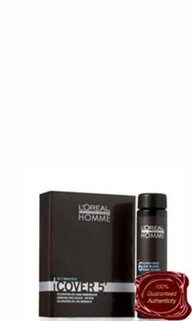Loreal Professionnel | Homme | Cover 5