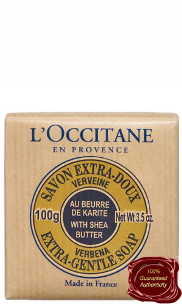 L'Occitane | Shea Butter Extra Gentle Soap Verbena