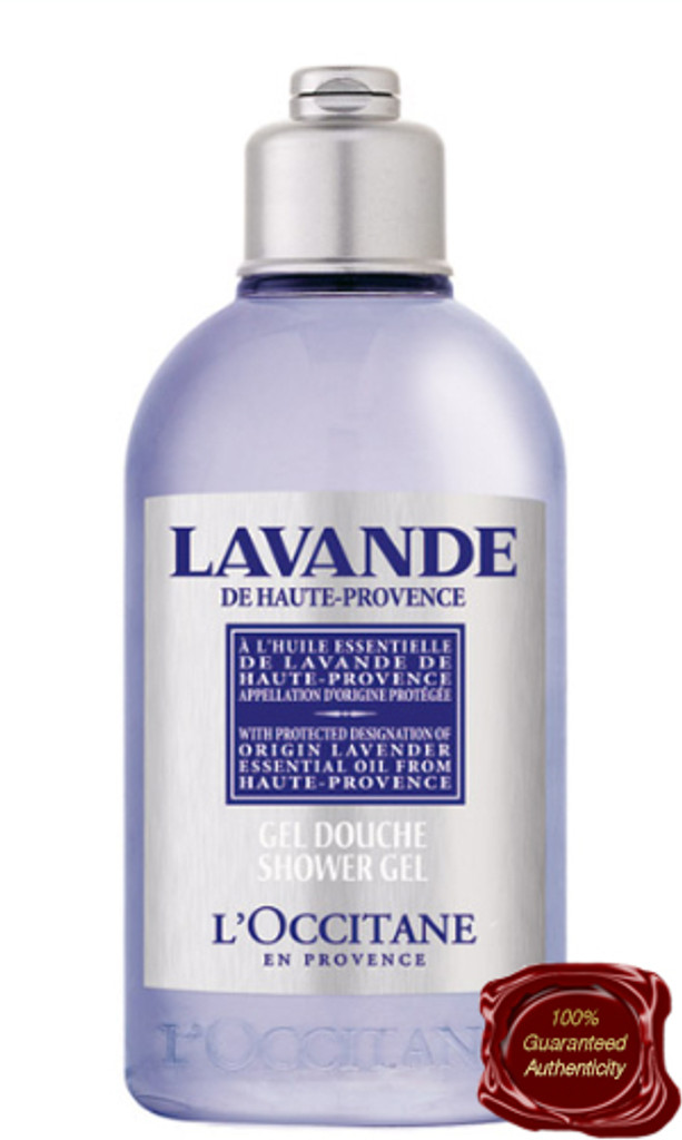 L'Occitane | Lavender Organic Shower Gel