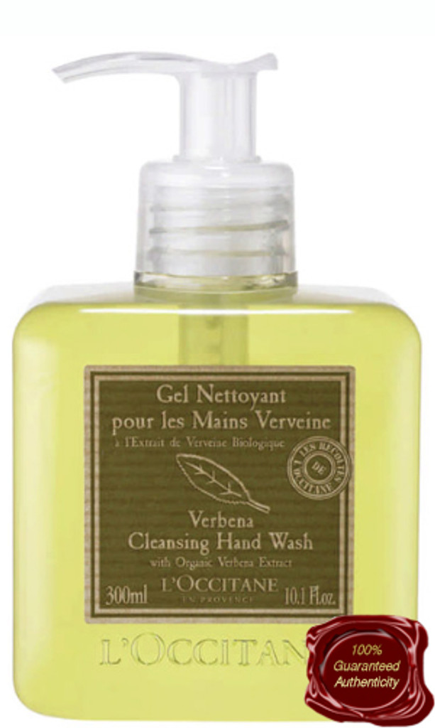 L'Occitane | Verbena Cleansing Hand Wash