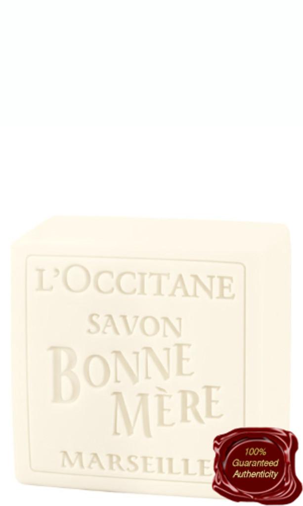 L'Occitane   Bonne Mere Soap - Milk