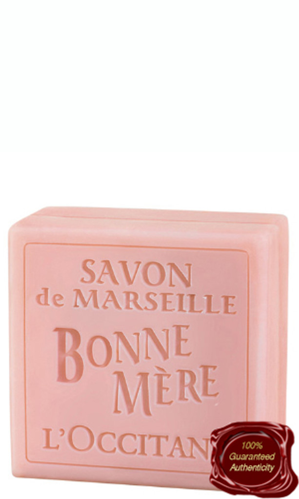 L'Occitane   Bonne Mere Soap - Rose