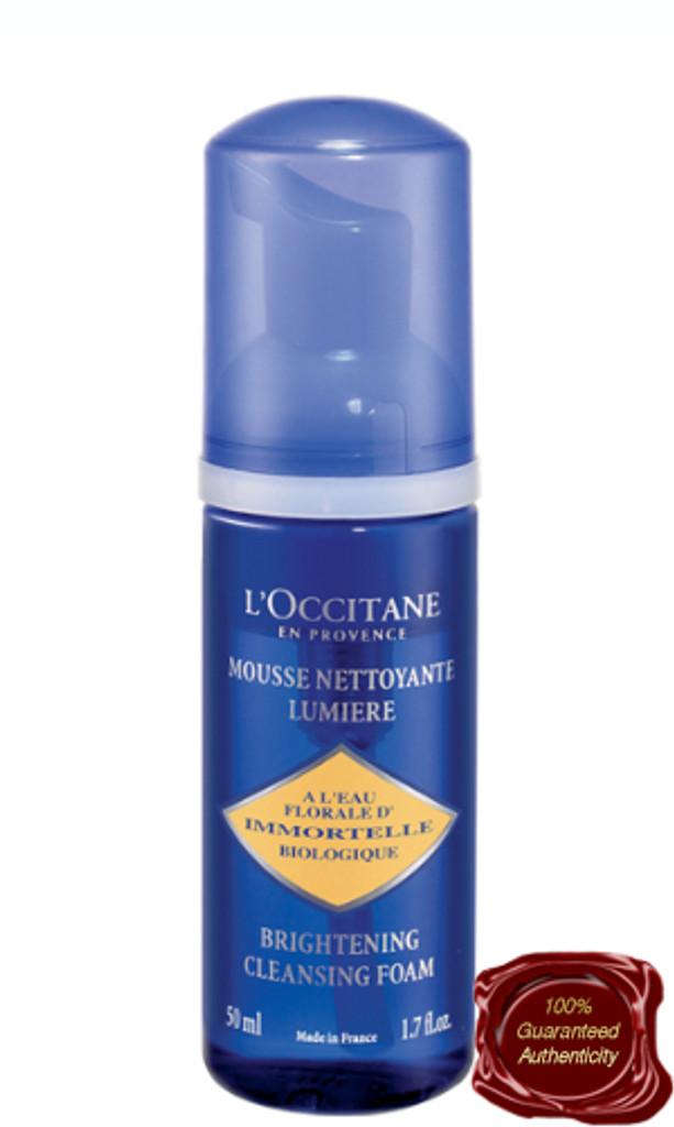 L'Occitane | Immortelle Precious Cleansing Foam