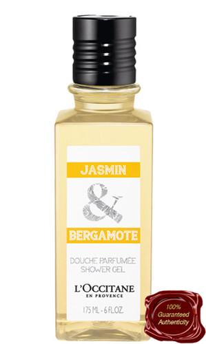 L'Occitane | Jasmin & Bergamote Perfumed Shower Gel