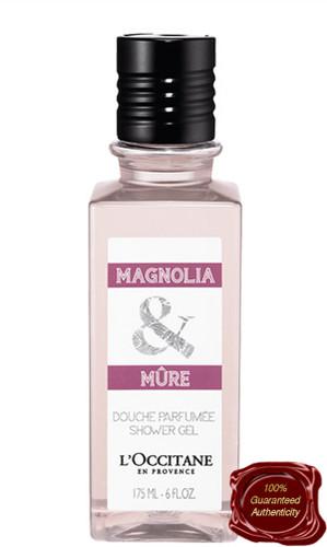 L'Occitane | Magnolia & Mûre Perfumed Shower Gel
