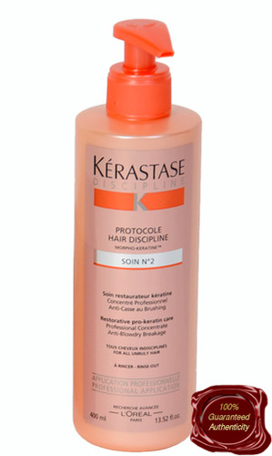 Kerastase | Hair Protocole Discipline Soin No 2