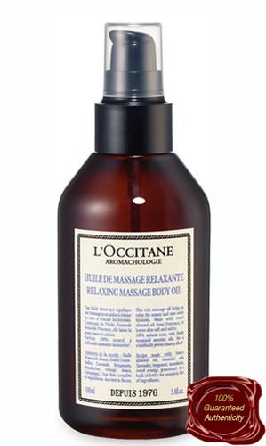 L'Occitane | Aromachologie Relaxing Massage Oil