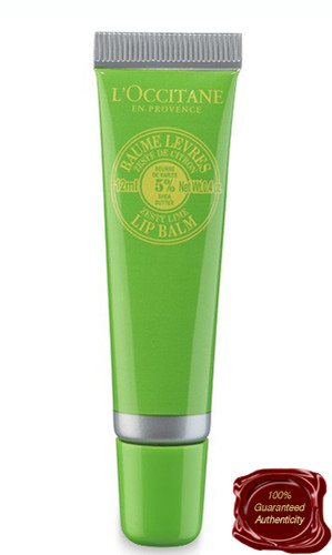 L'Occitane | Shea Butter Zesty Lime Lip Balm