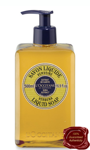 L'Occitane | Shea Butter Liquid Soap Verbena