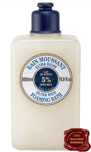 L'Occitane | Shea Foaming Cream Bath