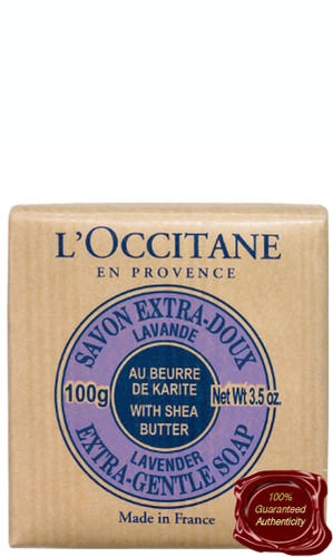 L'Occitane | Shea Butter Extra Gentle Soap Lavender