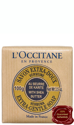 L'Occitane | Shea Butter Extra Gentle Soap Verbena